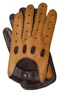 Peccary Driving Glove