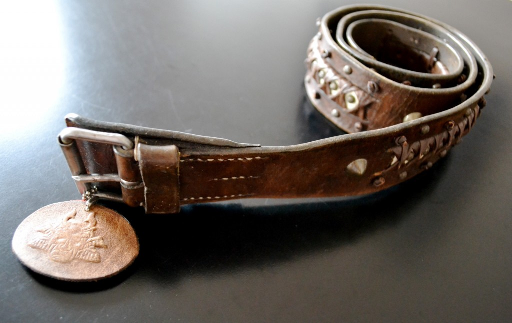 Duke Belt on Droleries & Curiosities