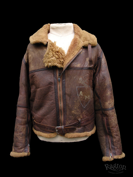 R.A.F Irvin flight Jacket