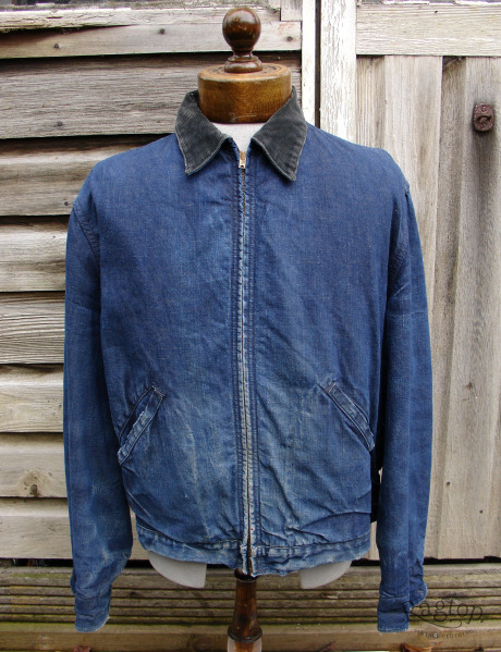 Penney's Big Mac workwear denim jacket