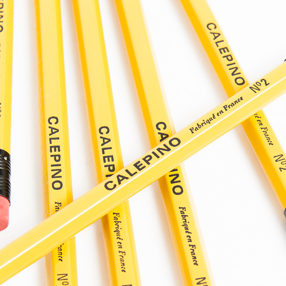 Calepino Wooden Pencils