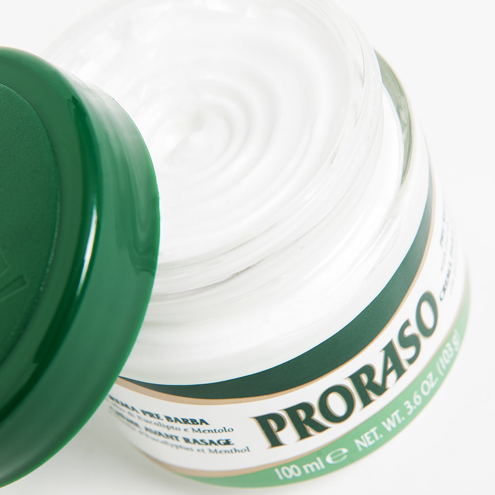 Proraso – Pre Shave Cream with Eucalyptus and Menthol (100ml)
