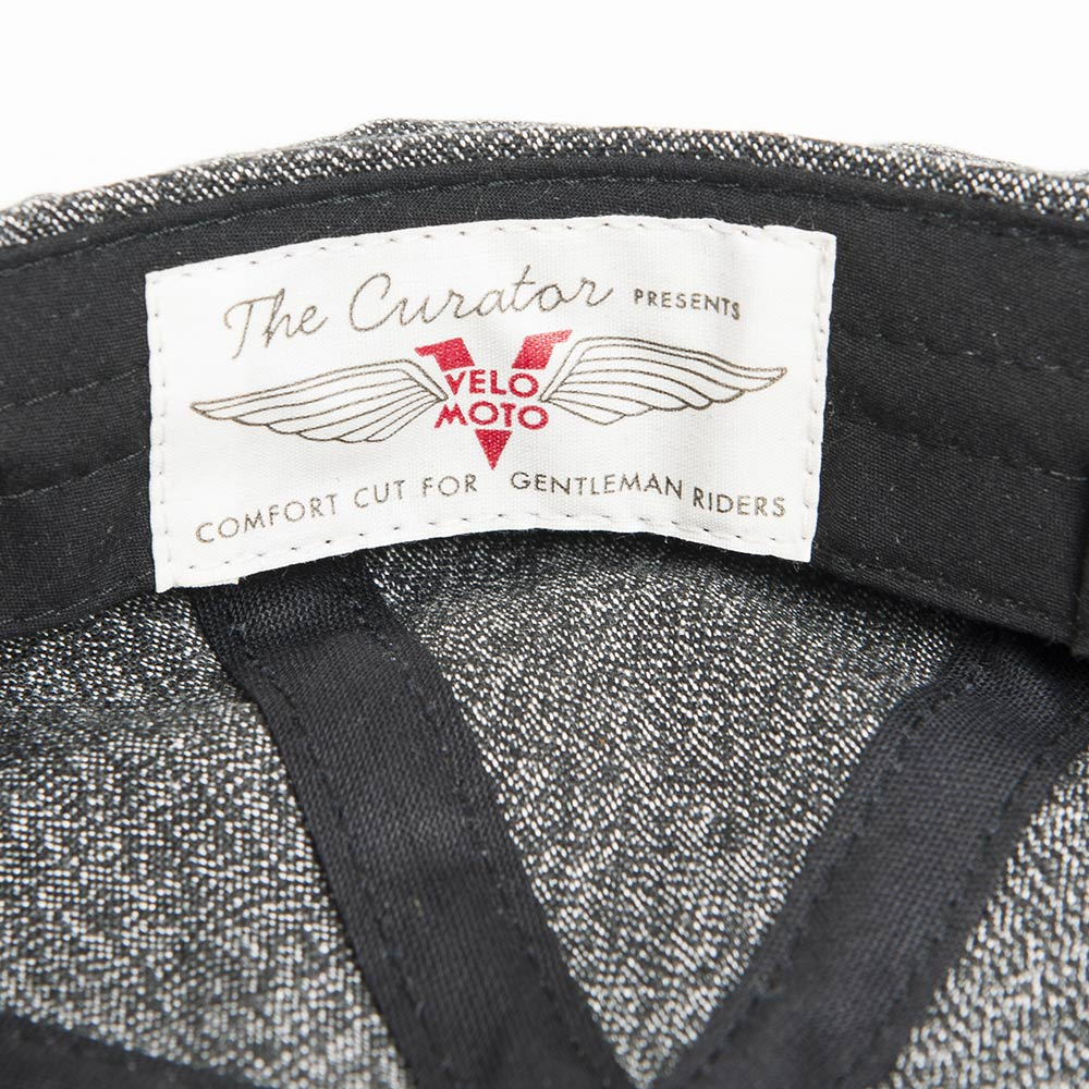 1950s style Motorcycle Rider's Club Cap