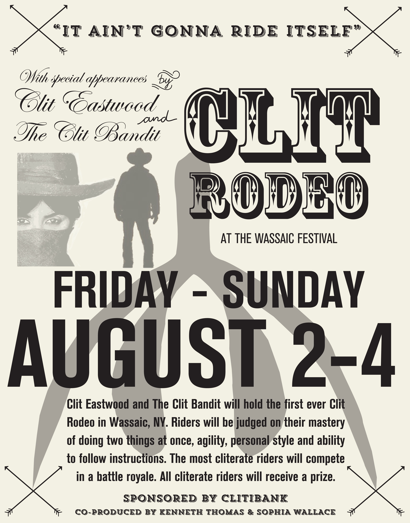 ClitRodeoPoster